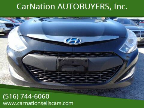 2011 Hyundai Sonata Hybrid for sale at CarNation AUTOBUYERS, Inc. in Rockville Centre NY