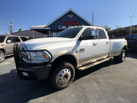 2014 RAM Ram Pickup 3500 for sale at LUNA CAR CENTER in San Antonio TX