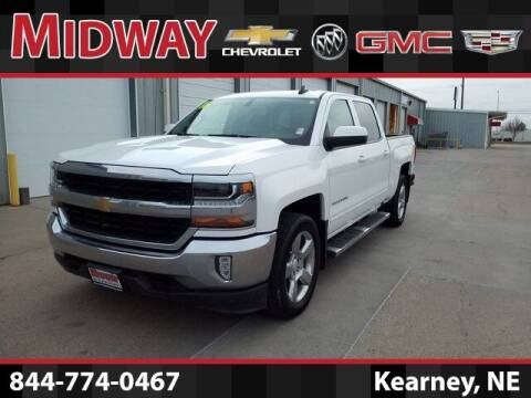 2016 Chevrolet Silverado 1500 for sale at Heath Phillips in Kearney NE