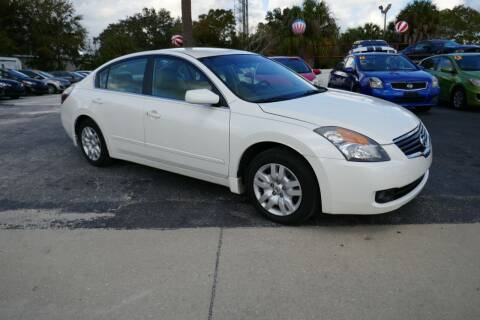 2009 Nissan Altima for sale at J Linn Motors in Clearwater FL