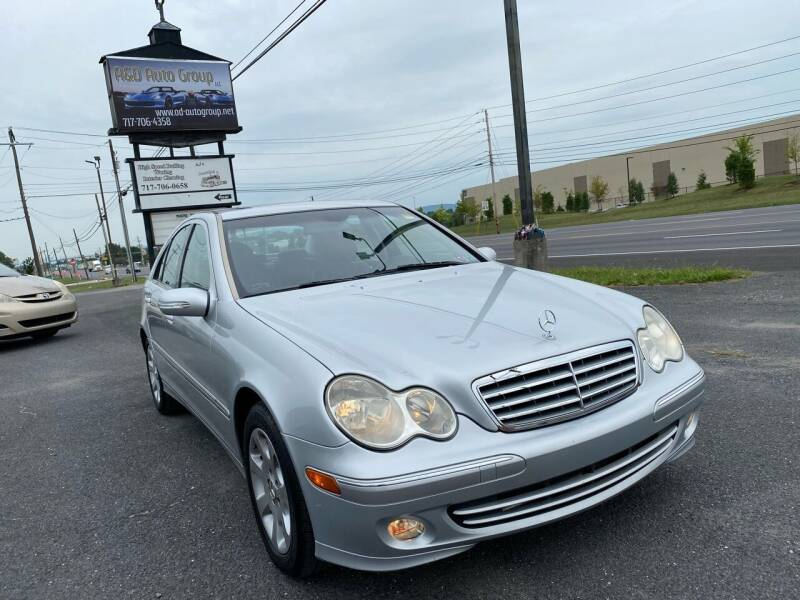 2005 Mercedes-Benz C-Class for sale at A & D Auto Group LLC in Carlisle PA