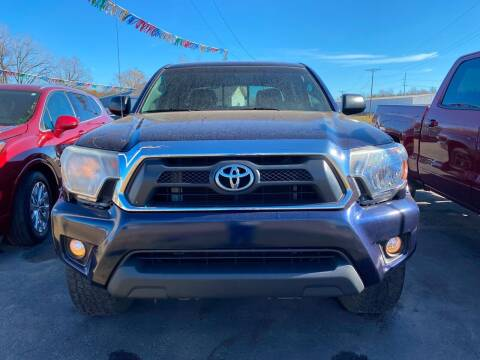 2012 Toyota Tacoma for sale at BEST AUTO SALES in Russellville AR