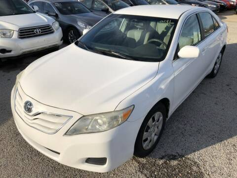 2011 Toyota Camry for sale at Pary's Auto Sales in Garland TX