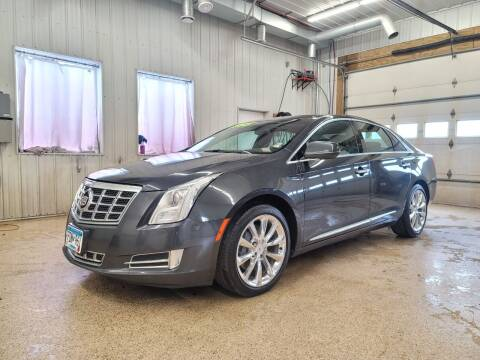 2013 Cadillac XTS for sale at Sand's Auto Sales in Cambridge MN