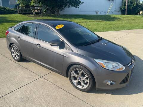 2014 Ford Focus for sale at Best Buy Auto Mart in Lexington KY