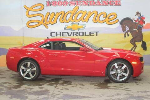 2010 Chevrolet Camaro for sale at Sundance Chevrolet in Grand Ledge MI