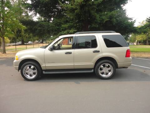 2005 Ford Explorer for sale at TONY'S AUTO WORLD in Portland OR