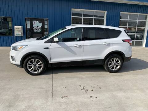 2017 Ford Escape for sale at Twin City Motors in Grand Forks ND