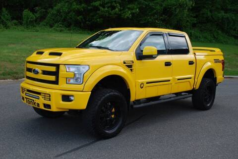 2016 Ford F-150 for sale at New Milford Motors in New Milford CT