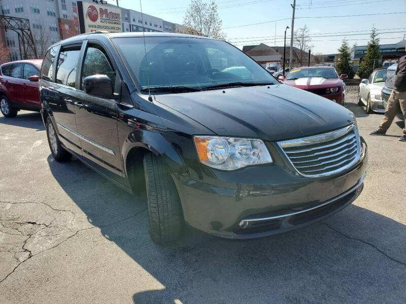 2016 Chrysler Town and Country for sale at Mass Auto Exchange in Framingham MA
