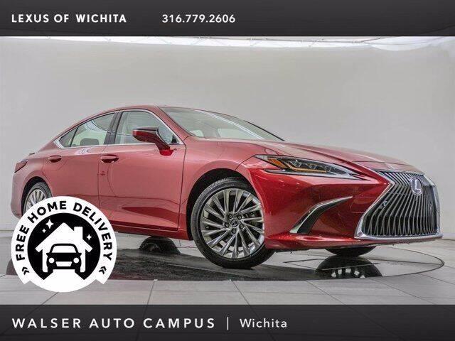 2019 Lexus ES 300h for sale in Wichita, KS