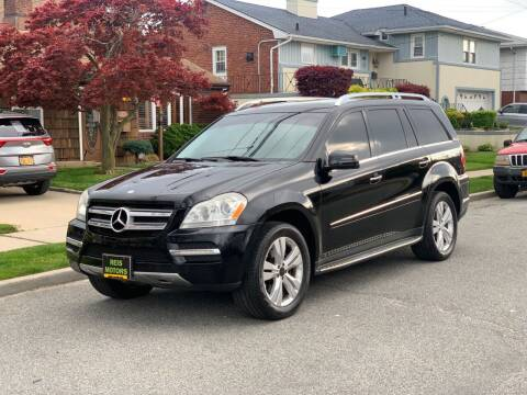 2011 Mercedes-Benz GL-Class for sale at Reis Motors LLC in Lawrence NY