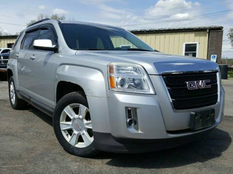 2013 GMC Terrain for sale at GLOVECARS.COM LLC in Johnstown NY
