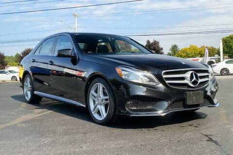 2014 Mercedes-Benz E-Class for sale at Knighton's Auto Services INC in Albany NY