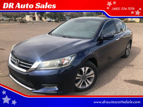 2014 Honda Accord for sale at DR Auto Sales in Scottsdale AZ