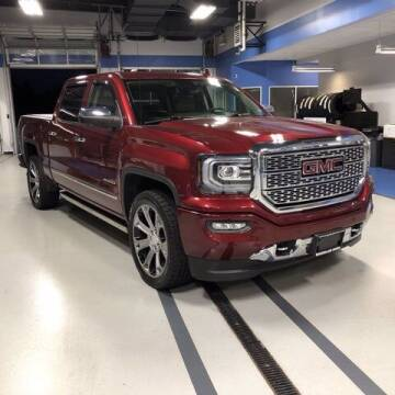 2017 GMC Sierra 1500 for sale at Simply Better Auto in Troy NY