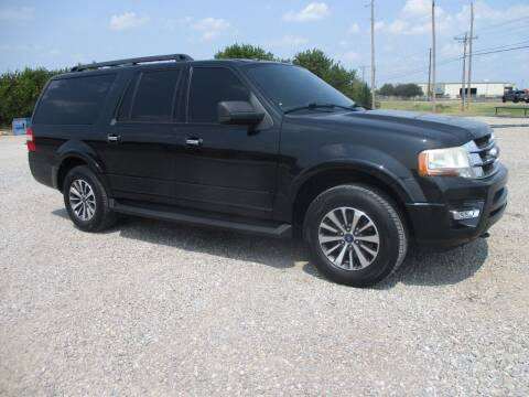 2015 Ford Expedition EL for sale at LK Auto Remarketing in Moore OK