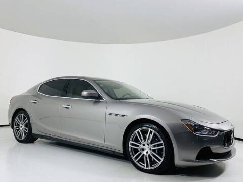 2017 Maserati Ghibli for sale at Luxury Auto Collection in Scottsdale AZ