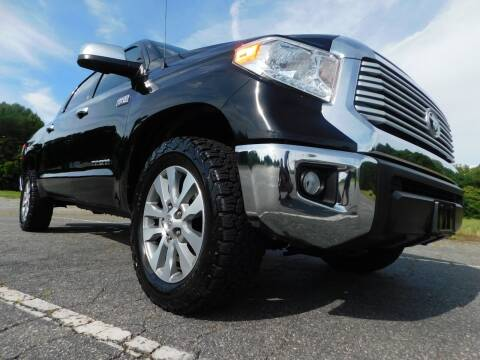 2016 Toyota Tundra for sale at Used Cars For Sale in Kernersville NC