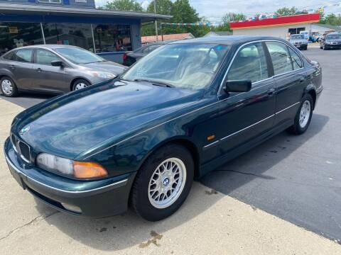 1997 BMW 5 Series for sale at Wise Investments Auto Sales in Sellersburg IN