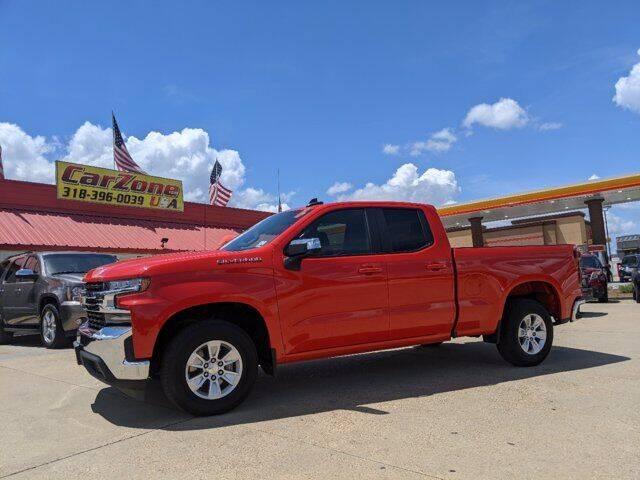 2020 Chevrolet Silverado 1500 for sale at CarZoneUSA in West Monroe LA