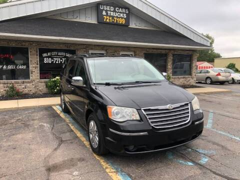 2008 Chrysler Town and Country for sale at Imlay City Auto Sales LLC. in Imlay City MI