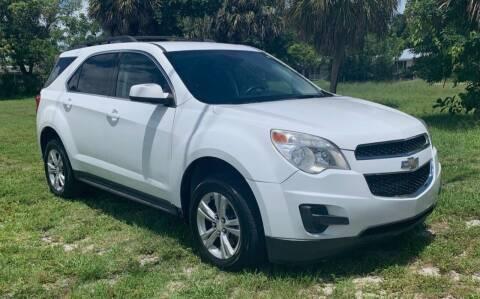 2014 Chevrolet Equinox for sale at FINE AUTO XCHANGE in Oakland Park FL
