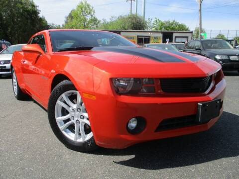 2013 Chevrolet Camaro for sale at Unlimited Auto Sales Inc. in Mount Sinai NY