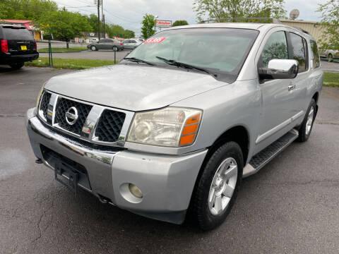 2004 Nissan Armada for sale at Diana Rico LLC in Dalton GA