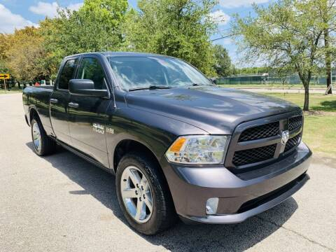 2017 RAM Ram Pickup 1500 for sale at Prestige Motor Cars in Houston TX