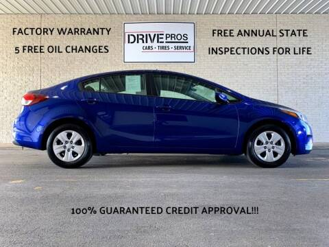 2018 Kia Forte for sale at Drive Pros in Charles Town WV