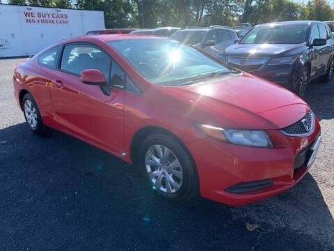 2012 Honda Civic for sale at Hi-Lo Auto Sales in Frederick MD