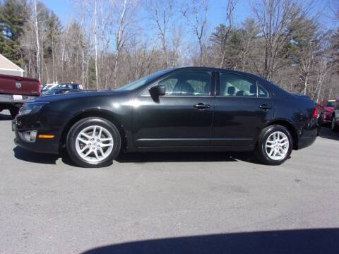 2012 Ford Fusion for sale at Mark's Discount Truck & Auto Sales in Londonderry NH