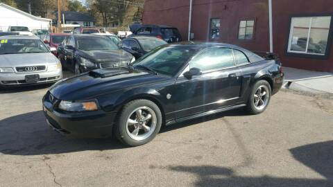2004 Ford Mustang for sale at B Quality Auto Check in Englewood CO
