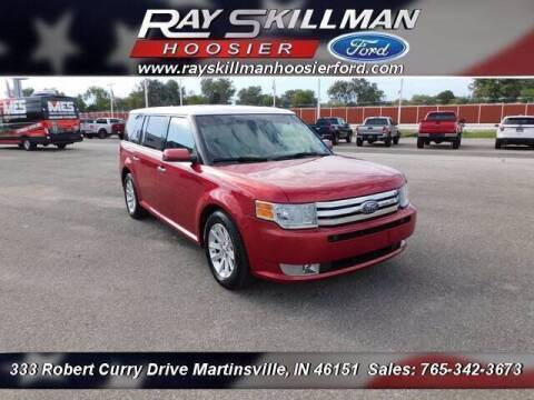 2010 Ford Flex for sale at Ray Skillman Hoosier Ford in Martinsville IN