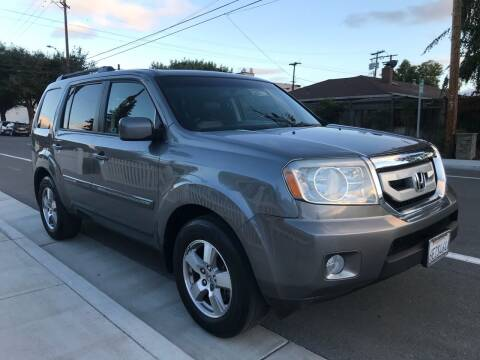 2009 Honda Pilot for sale at OPTED MOTORS in Santa Clara CA