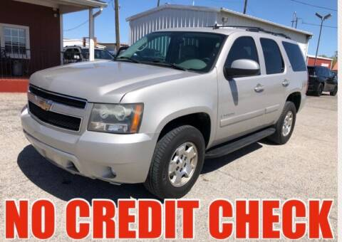 2007 Chevrolet Tahoe for sale at Decatur 107 S Hwy 287 in Decatur TX