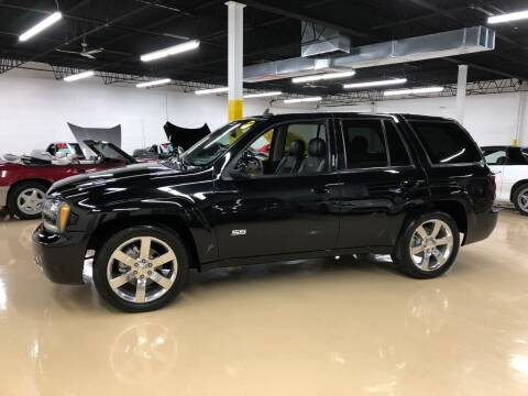 2006 Chevrolet TrailBlazer for sale at Fox Valley Motorworks in Lake In The Hills IL