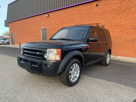 2006 Land Rover LR3 for sale at Boise Motorz in Boise ID