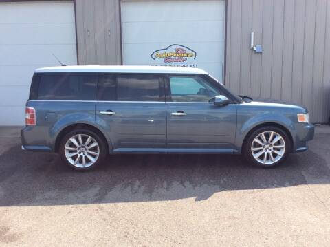 2010 Ford Flex for sale at The AutoFinance Center in Rochester MN