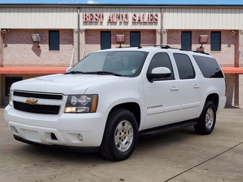 2007 Chevrolet Suburban for sale at Best Auto Sales LLC in Auburn AL