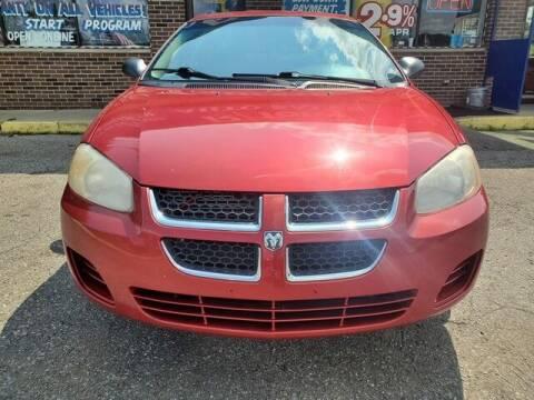 2004 Dodge Stratus for sale at R Tony Auto Sales in Clinton Township MI