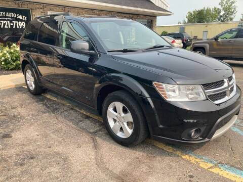 2012 Dodge Journey for sale at Imlay City Auto Sales LLC. in Imlay City MI