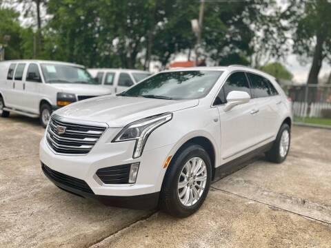 2018 Cadillac XT5 for sale at USA Car Sales in Houston TX
