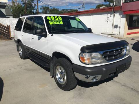 2000 Ford Explorer for sale at Best Buy Auto in Boise ID