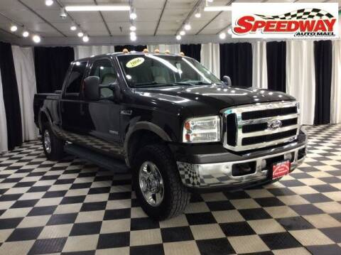 2006 Ford F-250 Super Duty for sale at SPEEDWAY AUTO MALL INC in Machesney Park IL
