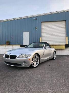 2005 BMW Z4 for sale at PRESTIGE AUTO OF USA INC in Orlando FL