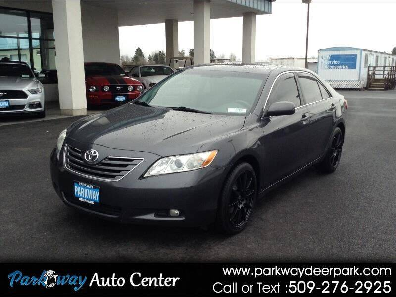 2009 Toyota Camry for sale at PARKWAY AUTO CENTER AND RV in Deer Park WA