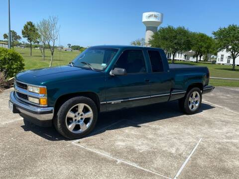 1995 Chevrolet C/K 1500 Series for sale at M A Affordable Motors in Baytown TX