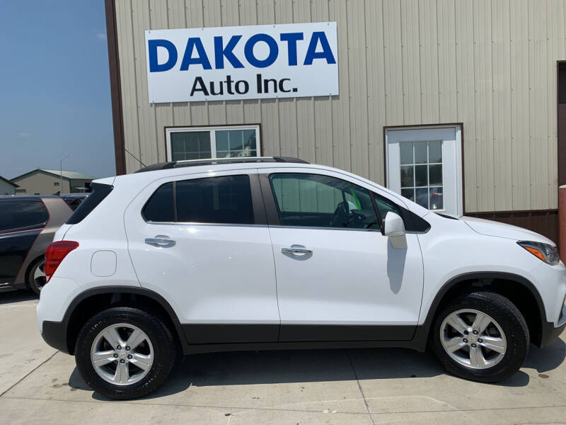 2017 Chevrolet Trax for sale at Dakota Auto Inc. in Dakota City NE